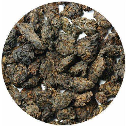 Фото - Чай Пуэр Шу Комковой Дикий (кат. В), 250 г чай пуэр шен белый дикий кат в 500 г