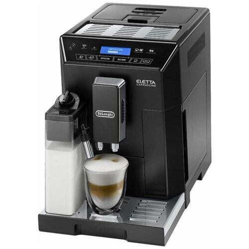 Кофемашина De'Longhi Eletta Cappuccino ECAM 44.664 B, черный