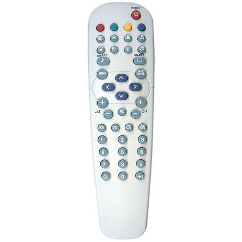 Фото - Пульт ДУ Huayu RC-19042001/01 для телевизоров Philips 15PT2767/21PT5317-60/21PT1617/15PT2767/21PT5217, серый пульт ду huayu rc 19335019 01 для телевизоров philips 14pf6826 26pf8946 20pf8846 17pf8946 серый