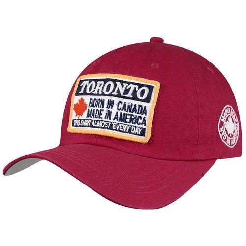 Фото - Бейсболка Be Snazzy Toronto (CZD-0024) размер 56-60, бордовый бейсболка be snazzy m 1 czd 0046 размер 56 60 темно синий