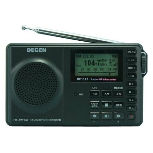 Радиоприемник Degen DE-1129