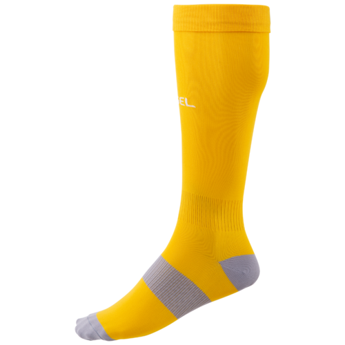 Гетры Jogel размер 28-31, желтый/серый