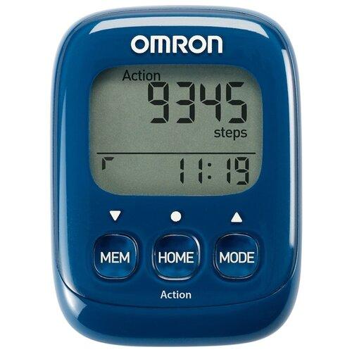 Шагомер Omron HJ-325, синий