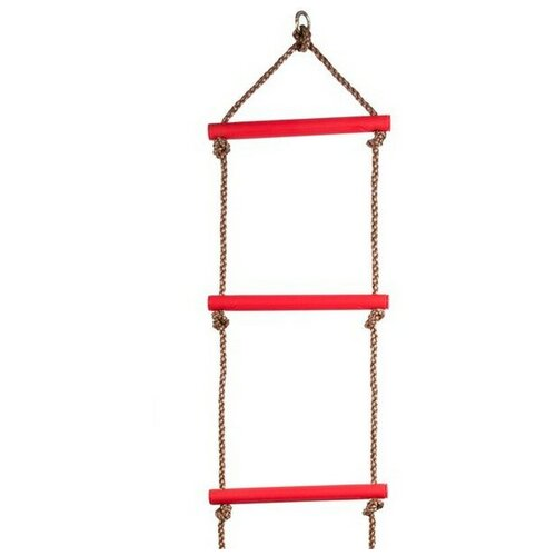 Веревочная лестница KETT-UP BG05, красный