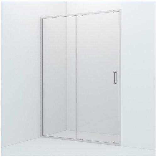 Раздвижные двери IDDIS Zodiac ZOD6CS4i69 глянцевый алюминий
