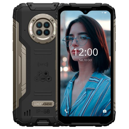 Смартфон DOOGEE S96 Pro черный