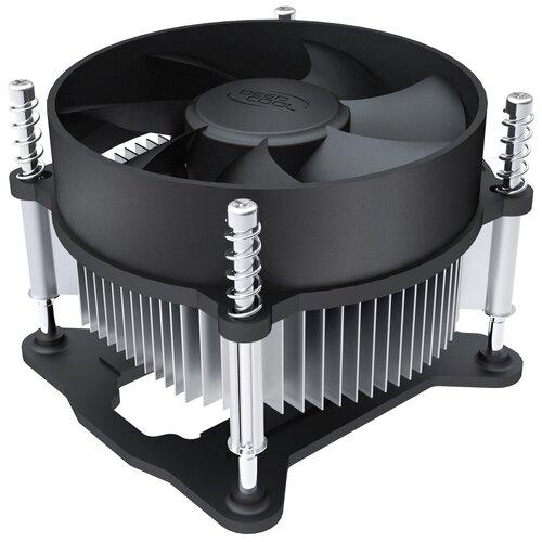 Кулер для процессора Deepcool CK-11508 PWM серебристый/черный