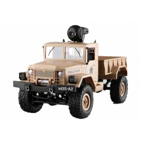 Фото - Радиоуправляемый краулер с wifi камерой, колеса, 4WD RTR масштаб 1:16 2.4G радиоуправляемый краулер double eagle радиоуправляемый краулер double eagle дрифтер 1 16 4wd 2 4g rtr e334 003