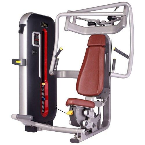 Фото - Тренажер со встроенными весами Bronze Gym MT-001 коричневый/серый тренажер со встроенными весами bronze gym ld 9028 черный