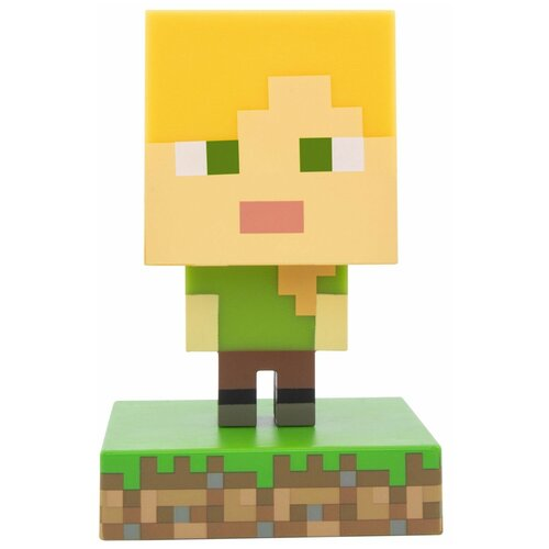 Светильник Paladone: Майнкрафт (Minecraft) Алекс (Alex) (PP6591MCF)