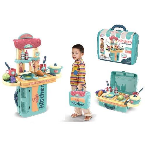 Игровой набор Pituso Кухня в чемодане