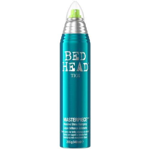 TIGI BED HEAD Masterpiece Лак для блеска и фиксации волос 340 мл tigi лак для блеска и фиксации masterpiece bed head 340 мл