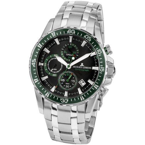 Фото - Наручные часы JACQUES LEMANS 1-2088F наручные часы jacques lemans 1 2068b