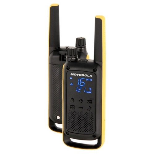 Рация Motorola Talkabout T82 Extreme желтый/черный