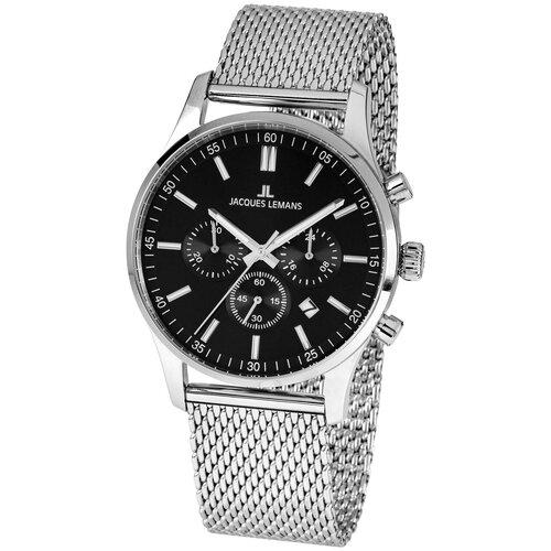Фото - Наручные часы JACQUES LEMANS 1-2025F наручные часы jacques lemans 1 2068b
