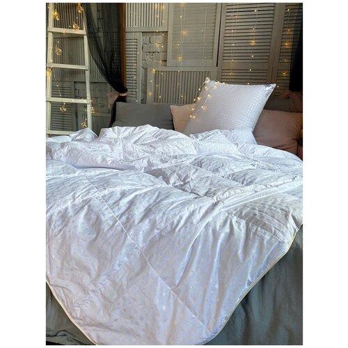 Пуховое одеяло Lucky Dreams Изабель 140х205 легкое