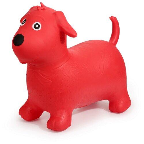 Игрушка-попрыгун Altacto Щеночек, красный игрушка попрыгун altacto полицейская машина белый