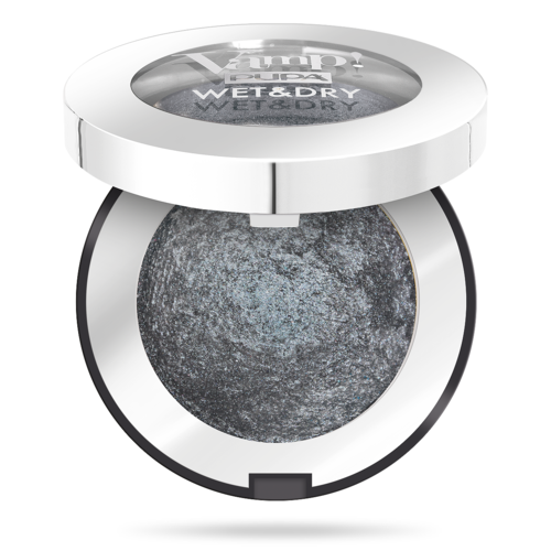 Pupa Тени для век Vamp! Wet&Dry 305 Anthracite Grey недорого