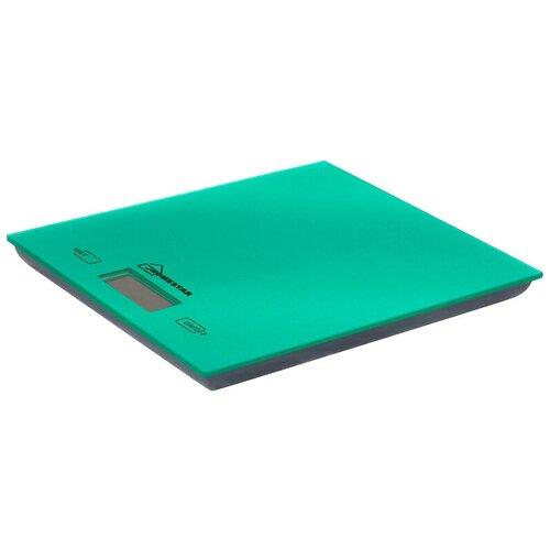 Кухонные весы HOMESTAR HS-3006 зеленый