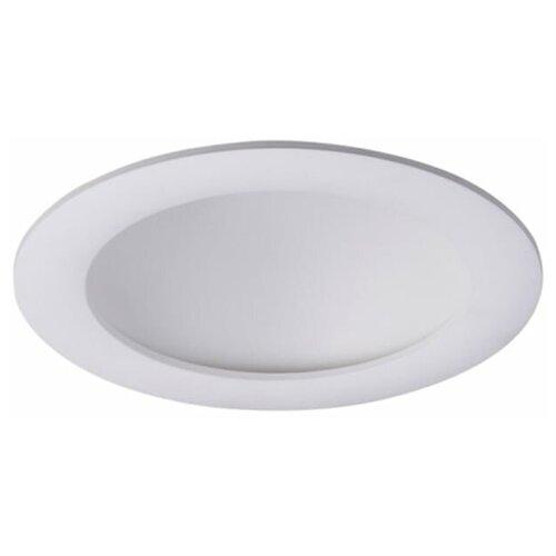 Фото - Светильник встраиваемый Crystal Lux CLT 524C105 WH светильник crystal lux встраиваемый светодиодный clt 524c105 wh