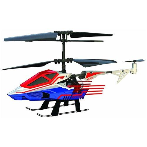 Вертолет Silverlit Heli Sniper 2 (84781) 15 см синий/белый/красный