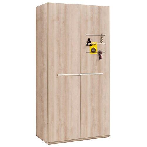Шкаф для детской Cilek 20.73.1001.00, (ШхГхВ): 101х54х203 см, натуральный