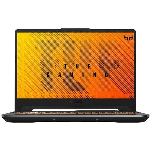 Ноутбук ASUS TUF Gaming F15 FX506LH-HN199 (Intel Core i5 10300H/15.6/1920x1080/8GB/256GB SSD/NVIDIA GeForce GTX 1650 4GB/DOS) 90NR03U2-M05460, bonfire black ноутбук asus rog fx553vd e41241 intel core i5 7300hq 4gb 1000gb hdd nvidia geforce gtx 1050 15 6 1920x1080 нет endless черный