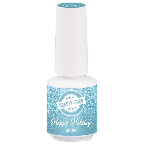 Фото - Гель-лак для ногтей Beauty-Free Happy Holiday, 8 мл, снежинка гель лак для ногтей beauty free gel polish 8 мл оттенок вишневый