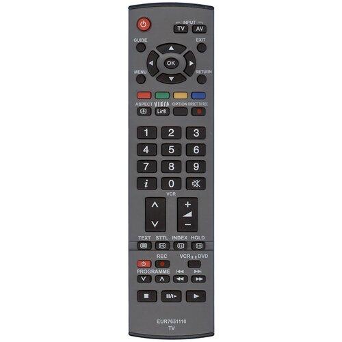Фото - Пульт Huayu EUR7651110 для телевизора Panasonic пульт huayu n2qayb000803 для телевизора panasonic