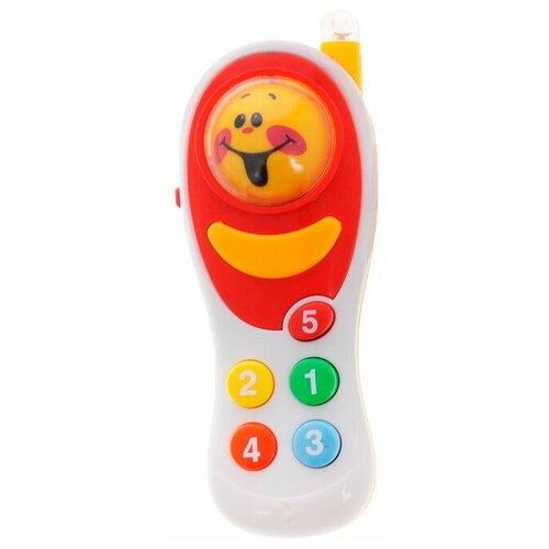 Интерактивная развивающая игрушка ABtoys Мобильный телефон PT-00227