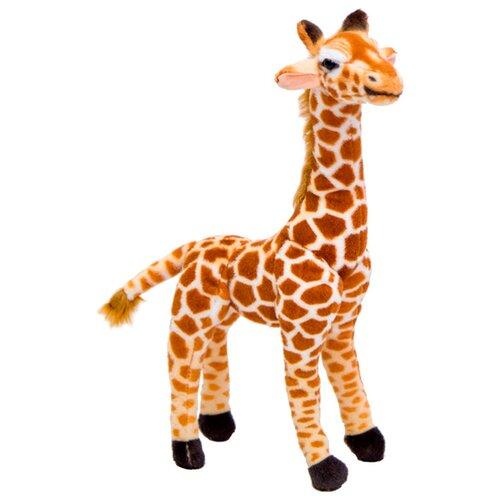 Мягкая игрушка 60см Детская игрушка в подарок / Плюшевая игрушка для детей Жираф (Коричневый)