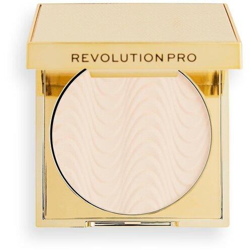 Купить REVOLUTION Пудра компактная Pro CC Perfecting Pressed Powder ivory