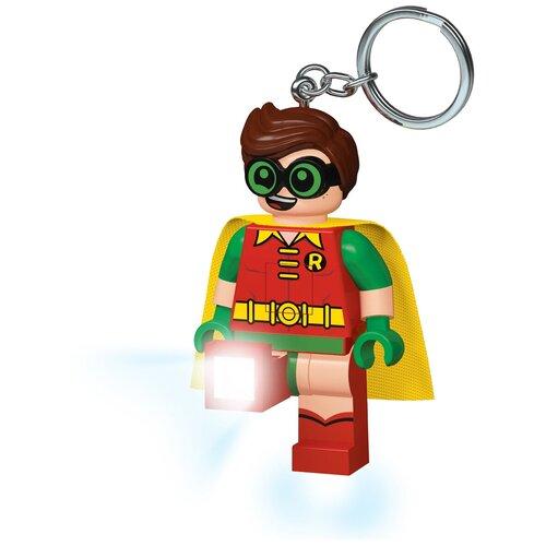 Брелок-фонарик LEGO LGL-KE105, красный/желтый/зеленый брелок фонарик lego lgl ke65 красный
