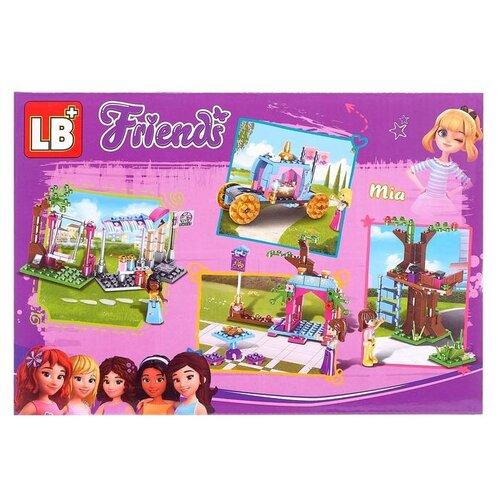 Конструктор LB+ Friends LB 547-B