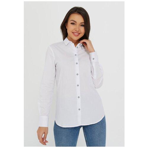 Рубашка Katharina Kross, размер 46, белый
