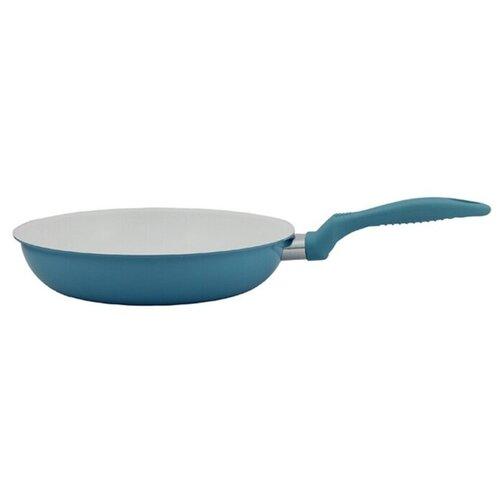 Сковорода NaturePan ColorLife Л4229, 24 см, голубой