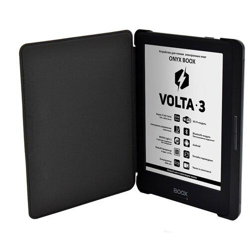 Фото - Электронная книга ONYX BOOX Volta 3 8 ГБ черный обложка электронная книга onyx boox boox nova 3 32 гб черный