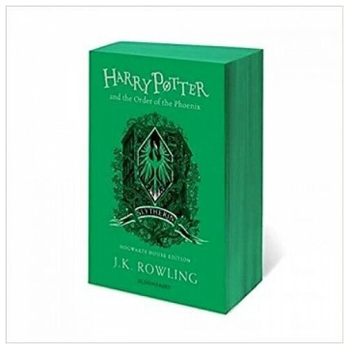 Harry Potter and the Order of the Phoenix - Slytherin Edition 1