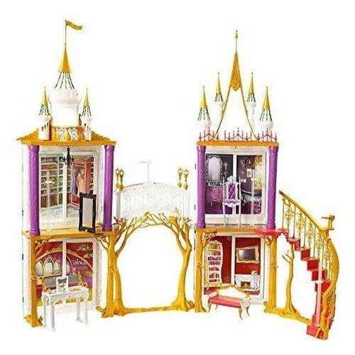 Купить Замок Долго и Счастливо - Игровой набор Эвер Афтер Хай Ever After High 2-in-1 Castle Playset Дом для Barbie, Mattel, Куклы и пупсы