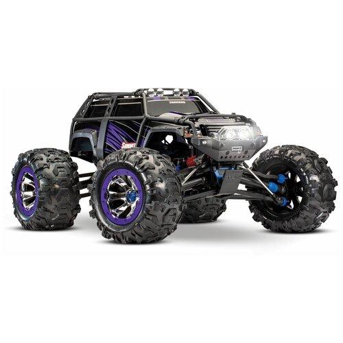 Купить Монстр-трак Traxxas Summit 4x4 (56076-4) 1:10 56.3 см фиолетовый, Радиоуправляемые игрушки