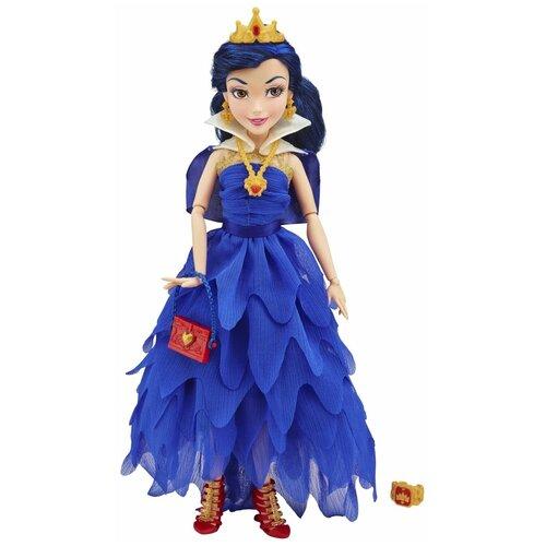 Кукла Hasbro Disney Descendants Темные герои в платьях для коронации Эви, 29 см, B3122