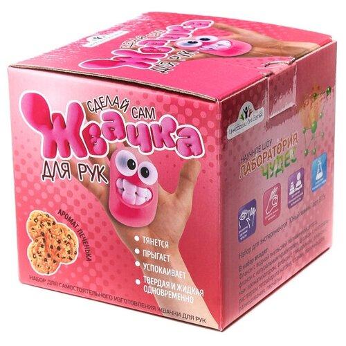 Печенька, Инновации для детей (жвачка для рук, серия Юный химик)