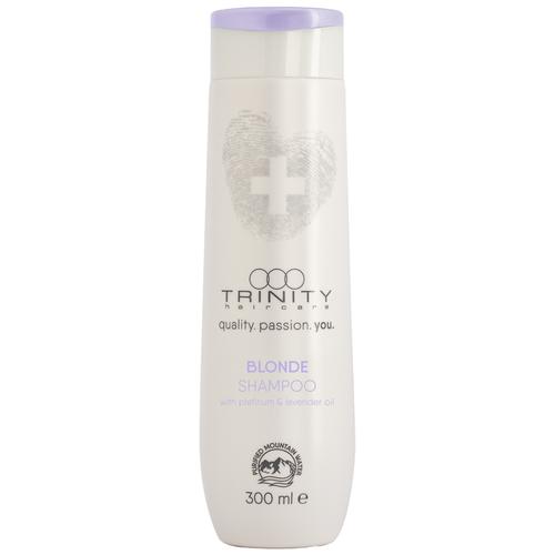 Trinity Trinity шампунь Blonde для окрашенных и осветленных волос, 300 мл недорого