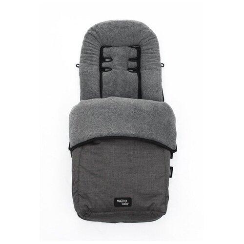 Конверт-мешок Valco Baby Snug Footmuff charcoal