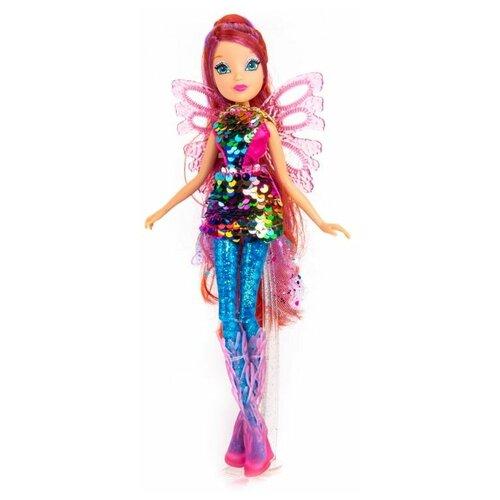 Кукла Winx Club Сиреникс Мыльные пузыри Блум, 27 см, IW01731801