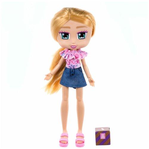 Купить Кукла 1 TOY Boxy Girls Penelope, 20 см, Т16636, Куклы и пупсы
