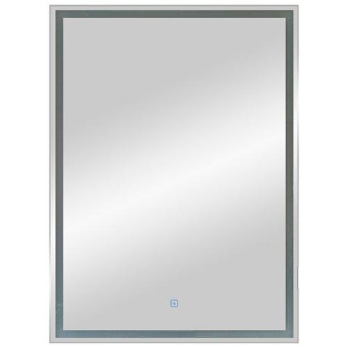 Аллюр (Allure Led) 600х800 Левый, Оракал, Розетка, зеркало-шкаф