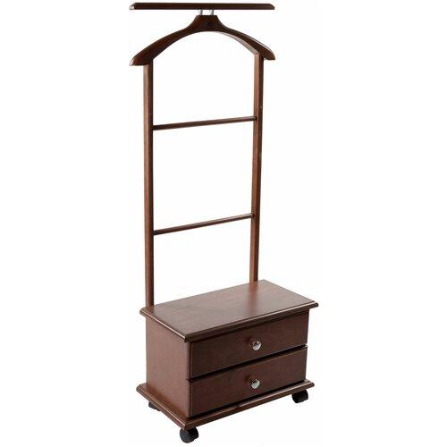 Фото - Напольная вешалка Мебелик В 23Н средне-коричневый напольная вешалка мебелик в 21н средне коричневый