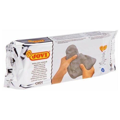 Купить Масса для лепки JOVI Для моделирования 1000 г серая (86G), Пластилин и масса для лепки