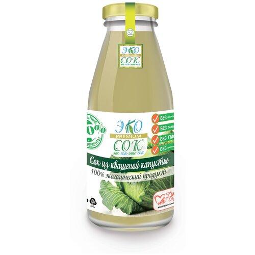 Сок из квашеной капусты 0,2 л 1шт